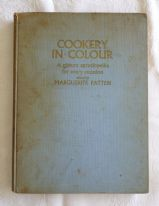 "zz Marguerite Patten (ed.), ""Cookery in Colour"" (1961) - vintage recipe book (SOLD)"